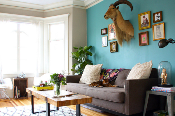 Ty Pennington's Predicitions: 2014 Interior Design and Home Trends