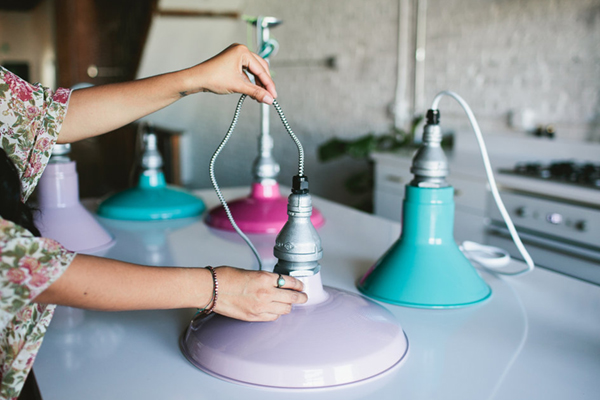 Designer Spotlight: Veronica Valencia's Lighting Collection