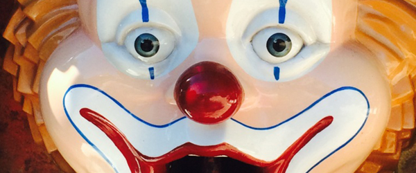 Everyone loves clowns... let a clown love you | Ty Pennington Valentine's Day