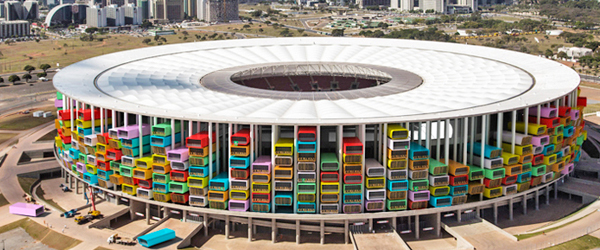 Project Spotlight: Recycling World Cup Stadiums for Affordable Housing, Casa Futebol | TyPennington.com